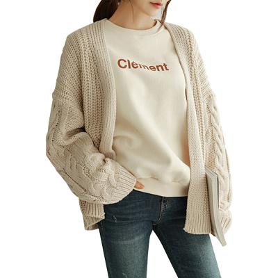 2019 Autumn Women Cardigans Sweaters Casual Long Sleeve Loose Knitting Cardigan Fashion Solid Outwear Harajuku Female Slim Coat