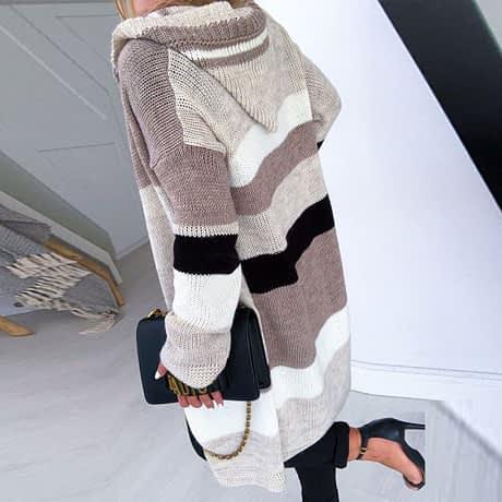 2019 Autumn New Arrival Sweaters Cardigans For Women Twist Long Jacket Female Knitwear Long Sleeve Knitted Cardigan Sale#G30 2