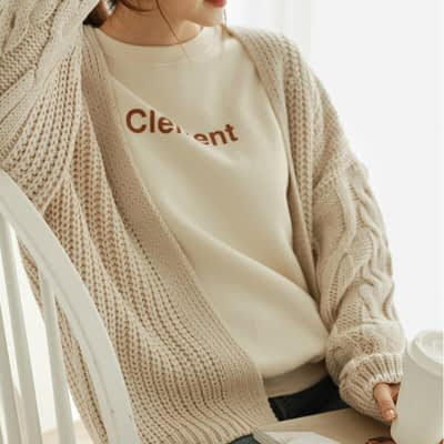 2019 Autumn Women Cardigans Sweaters Casual Long Sleeve Loose Knitting Cardigan Fashion Solid Outwear Harajuku Female Slim Coat 1